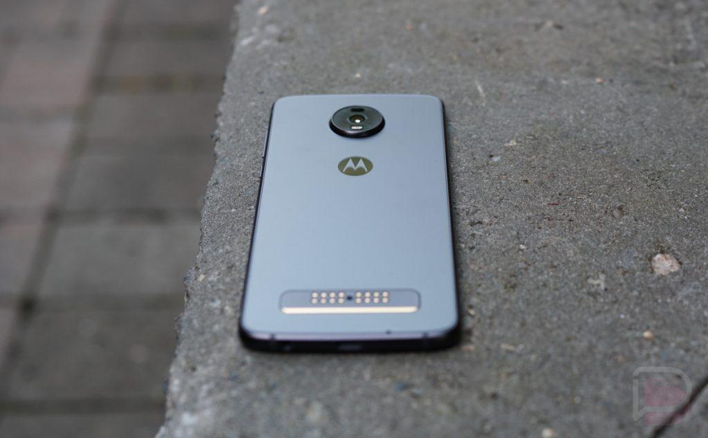 Motorola Moto Z4 Quality Loudspeaker