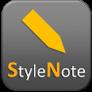StyleNote الملاحظات والمذكرات