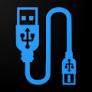 USB设置-传输文件