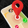 Localizzatore di numeri mobili - Posizione del chiamante