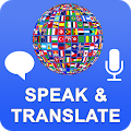 Speak and Translate Voice Translator & Interpreter