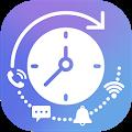 电话时间表-通话,短信,Wifi