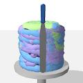 Formación de hielo en el pastel