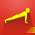 Download 100 pushups: 0 to 100 push ups APK  For Android