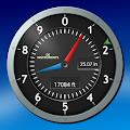Altimetro e widget di altitudine