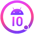 Cool Q Launcher voor Android ™ 10 launcher UI, thema
