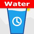 Bere acqua: localizzatore d'acqua e allarme promemoria