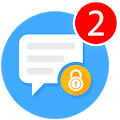 Privacy Messenger - Private SMS messages, Call app