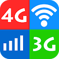 Wifi, 5G, 4G, 3G speed test - Speed check