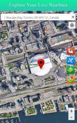 screenshot of com.appscourt.livestreetview.gps.maps.travelnavigation.apps