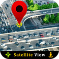 Live Satellite View GPS Map Travel Navigation 4.8