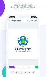 screenshot of com.createlogo.logomaker