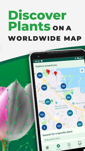 screenshot of com.fws.plantsnap2