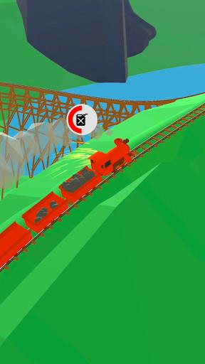 screenshot of com.jamesbooth.steamtrain