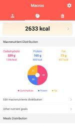 screenshot of com.josmantek.macros