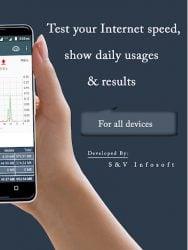 screenshot of com.snv.infosoft.internetspeed4gfast