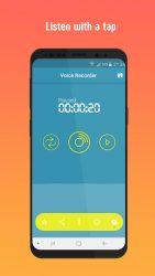 screenshot of com.sound.voice.recording