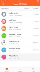 screenshot of com.tenda.router.app
