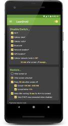 screenshot of com.teqtic.leandata