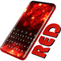 Red Keyboard Themes & Wallpapers 2.122
