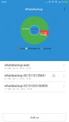 screenshot of es.fastappstudio.whatsbackup