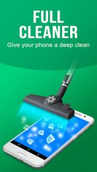 screenshot of infomagicien.cleaner_phone