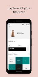 screenshot of com.bang_olufsen.OneApp