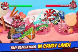 screenshot of com.boombitgames.TinyGladiators