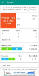 screenshot of com.cricket.livescoreline