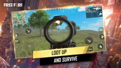 screenshot of com.dts.freefireth