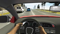 screenshot of com.ffgames.racingincar2
