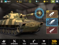 screenshot of com.fungames.battletanksbeta