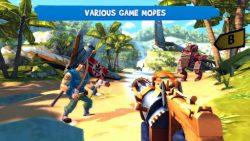 screenshot of com.gameloft.android.ANMP.GloftINHM