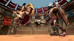 screenshot of com.generagames.gladiatorheroes