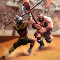 Gladiator Heroes Clash: Fighting and strategy game 3.3.4