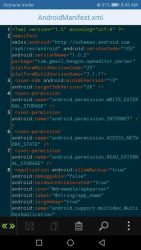 screenshot of com.gmail.heagoo.apkeditor.parser