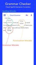 screenshot of com.grammar.checker.corrector