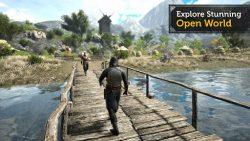 screenshot of com.ragequitgames.evillands