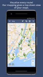 screenshot of com.route4me.routeoptimizer
