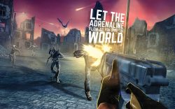 screenshot of com.tbegames.and.zombie_shooting_game
