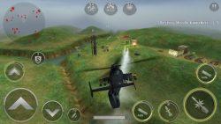 screenshot of com.theonegames.gunshipbattle