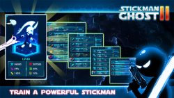 screenshot of com.unimob.stickman.ghost2