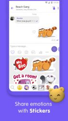 screenshot of com.viber.voip