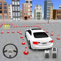 Modern Car Drive Parking 3d Game - PvP Car Games 3.69