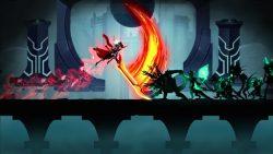 screenshot of com.zitga.ninja.stickman.legends