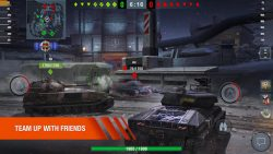 screenshot of net.wargaming.wot.blitz