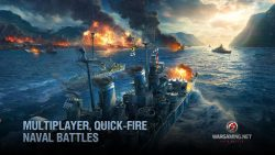 screenshot of net.wargaming.wows.blitz