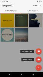 screenshot of noirelabs.textgram