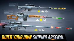screenshot of sniper.honor.real3d.shooter.assassin.free.android