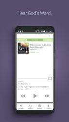 screenshot of biblereader.olivetree